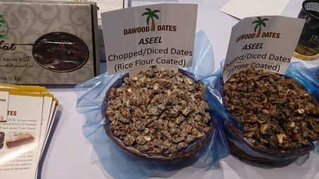 Chopped Dates (Rice Coated)