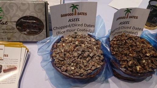 Chopped Dates (Rice Coated)