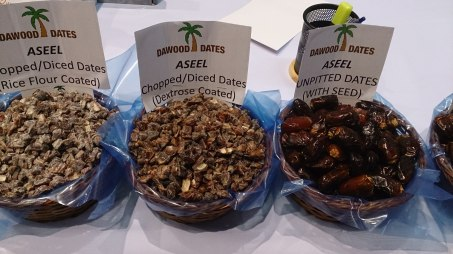 Chopped Dates (Dextrose)